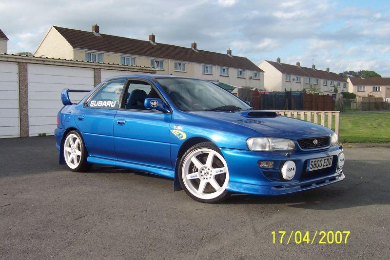 Wheels On Blue Classics Scoobynet Com Subaru