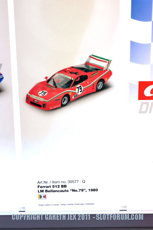 79 1980 Neu Durable Service Carrera Digital132 30577 Ferrari 512 Bb Lm Bellancauto No Autos Rennbahnen & Slotcars