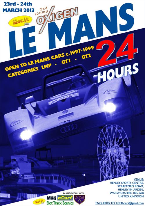 """24 heures du Mans """"Oxigen"""" en ... Angleterre Gallery_769_1472_40647"""