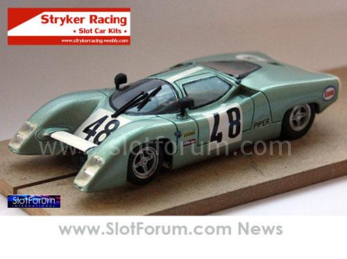 News From 'Stryker Racing Slot Car Kits