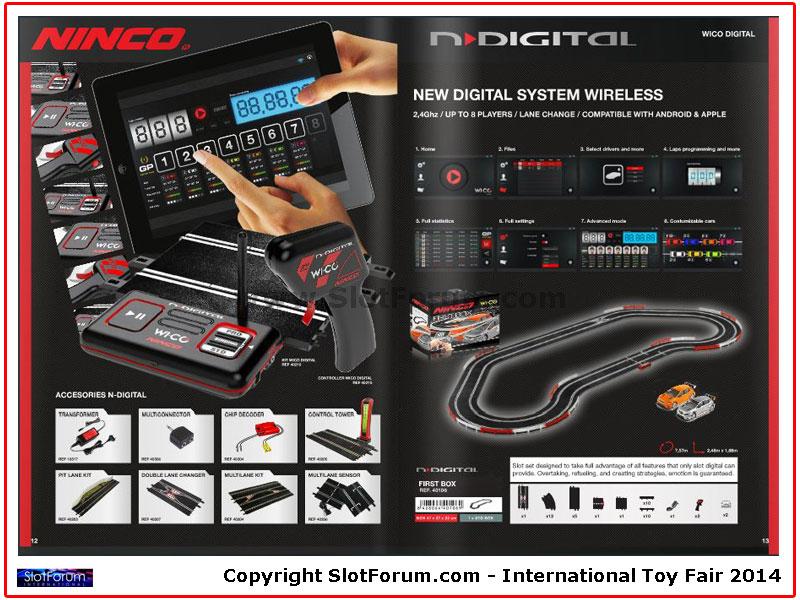 Wico Digital Ninco
