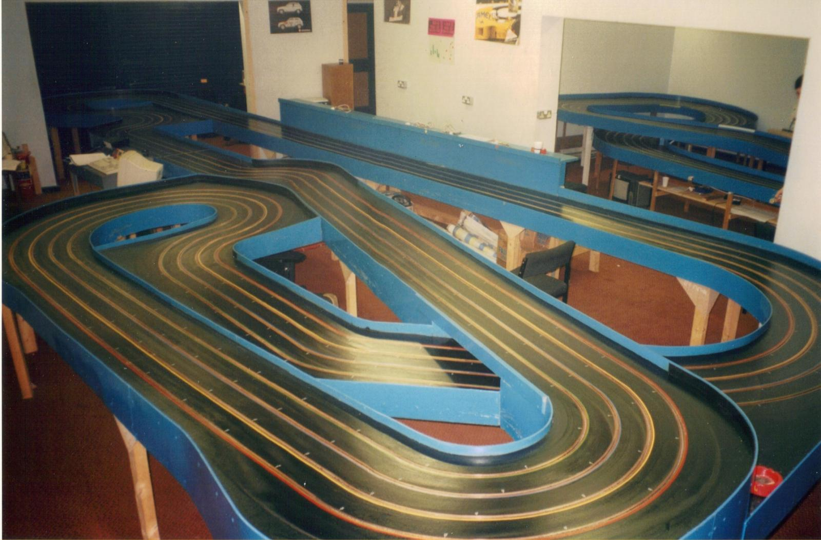 equipe racing 1990
