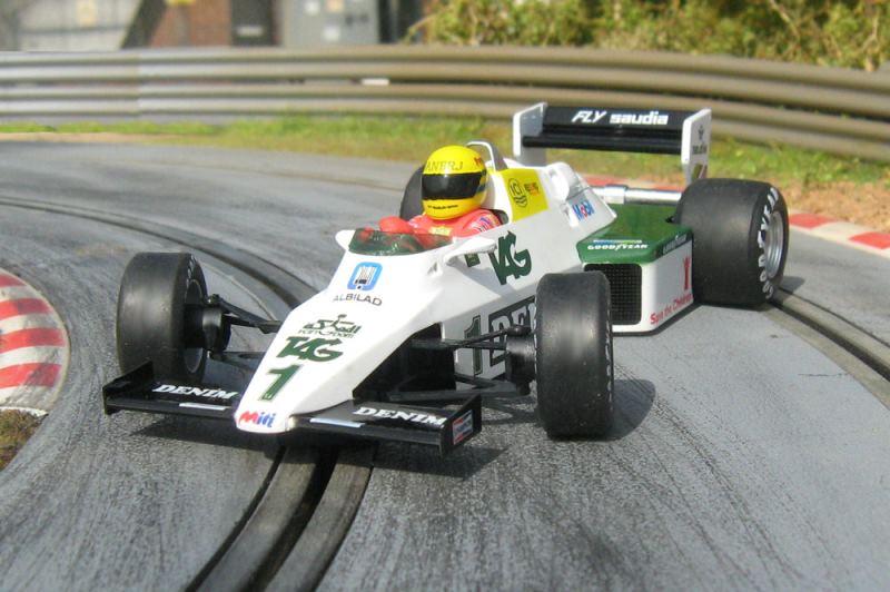 F1 Williams FW08C