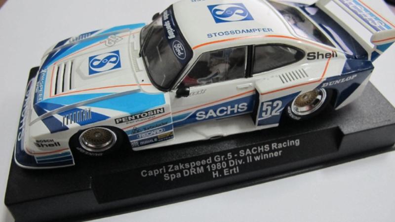 RCSW36 * SIDEWAYS Capri Turbo SACHS Zakspeed Racing