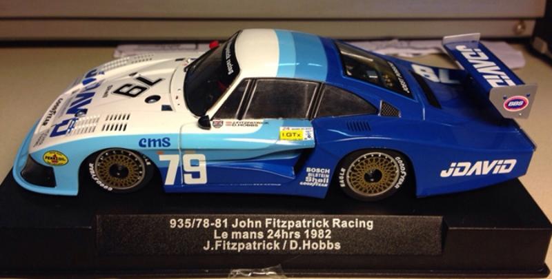 RCSW34 * SIDEWAYS Porsche 935 / 78-81 J.David Mans 24H 1982
