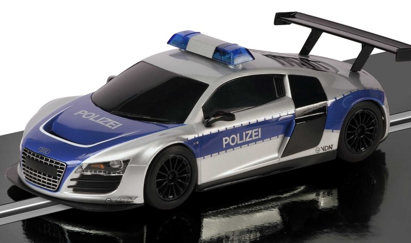 Audi R8 Police Car - C3374