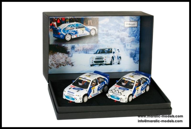 Maralic: Ford Escort WRC Rallye Montecarlo 1998