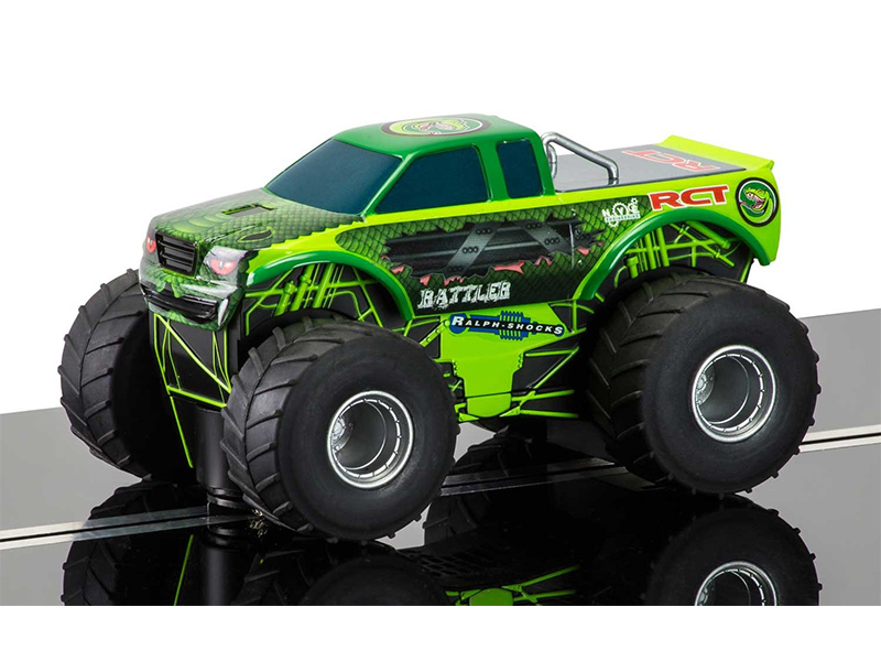 Team Scalextric Monster Truck C3711