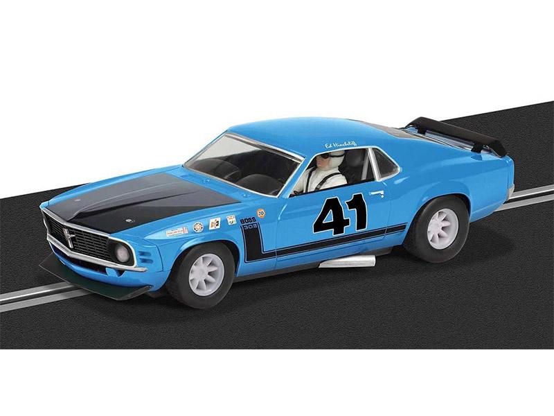 Ford Mustang Boss 302 - 1969 Trans-Am Championship, Ed Hinchliff C3613