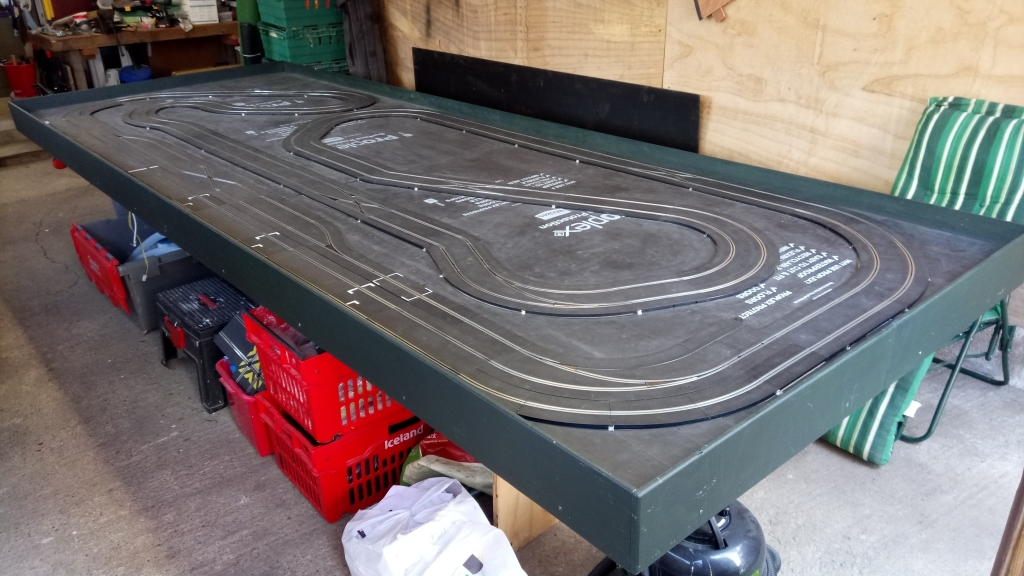 Countersinking Scalextric Sport Track Tracks Amp Scenery